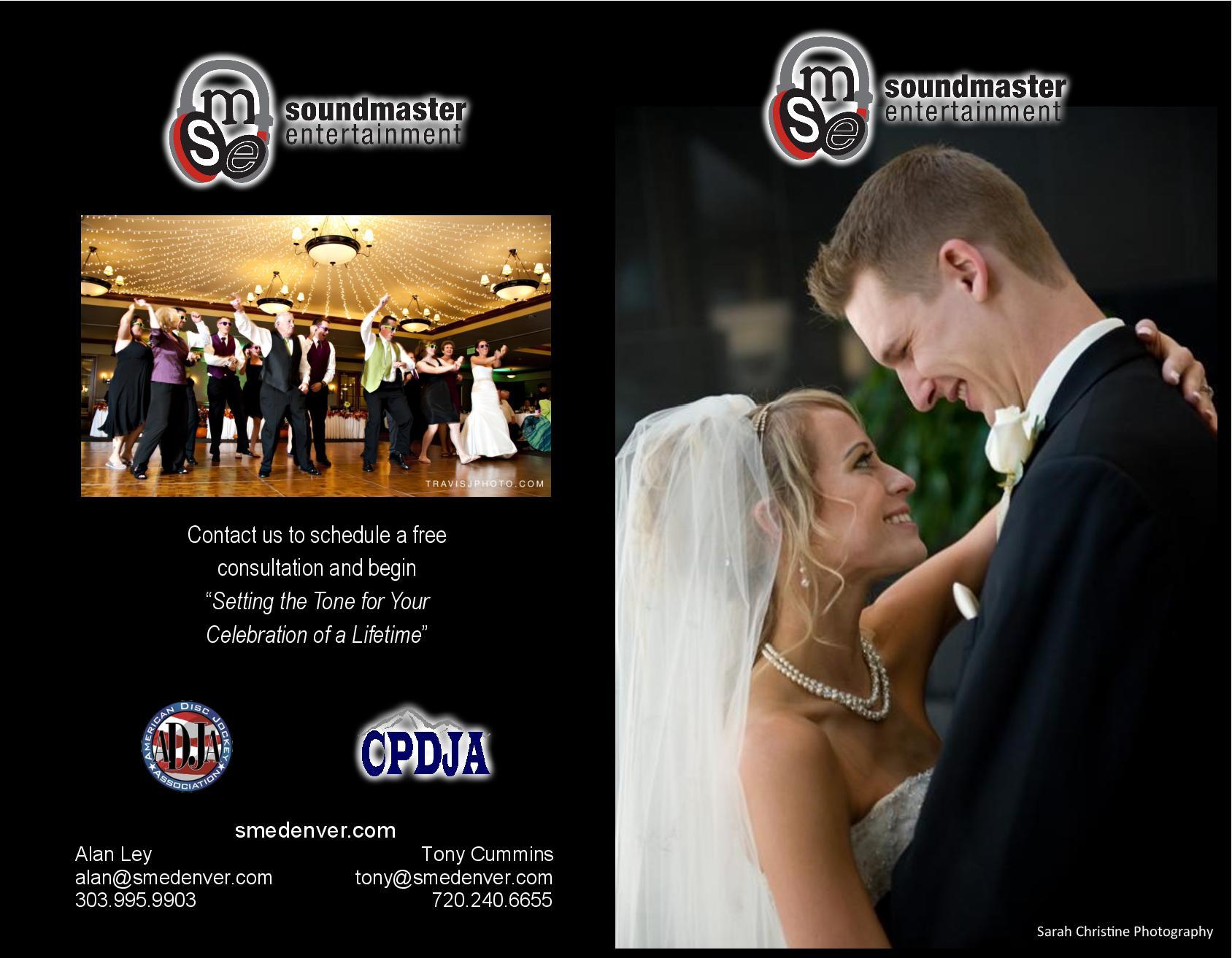Weddings - Best Denver Wedding DJ, Wedding Disc Jockeys in Denver ...